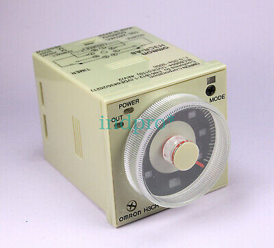 Applicable for OMRON-Timer-8-Pin H3CR-A8 100-240VAC 100-125V