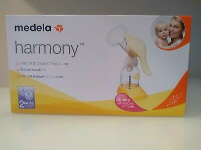 NEW MEDELA Harmony Manual Breast Pump BARGAIN Free Postage