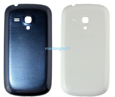 For Samsung Galaxy S3 Mini i8190 Battery Back Door Housing Rear Case Cover New
