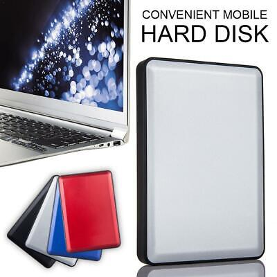 "2TB Portable External Hard Drive Disk USB3.0 2.5"" High Speed 6Gbps for PC/Laptop"
