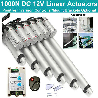 Heavy Duty 1000N 14mm/s Electric 12V Linear Actuator Motor for Auto Medical Lift