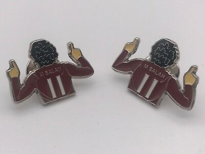 Mo Salah Liverpool FC Pin Badge