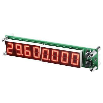 PLJ-8LED-H 0.1~1000MHz RF Signal Frequency Cymometer Tester Module