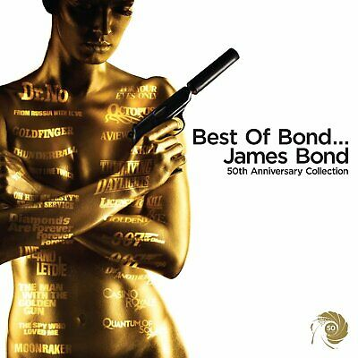 Various - Best Of Bond ... James Bond: 50Th Anniversary Collection - Cd - New