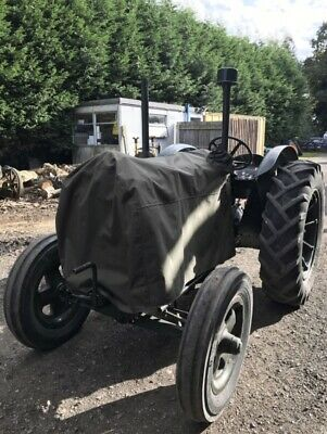 Fordson Model N Tracor Cover