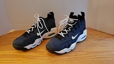 wholesale dealer 96a75 23a97 Nike Air Max Hideo Nomo Navy Blue Men s Shoes Size 8.5 429749-402 Worn Once