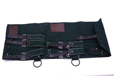 WW2 German MP SMG Carry Case - Repro Soldier Army Webbing Carrier Bag Heer New