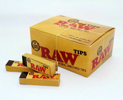 OFFER Smoking Chlorine Free Genuine Roach Roaches Book Filter Tips Rizla Rawtips