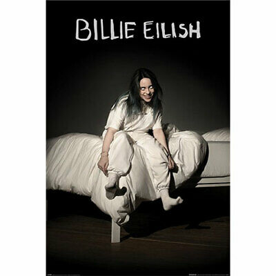 Billie Eilish - When We All Fall Asleep POSTER 61x91.5cm NEW
