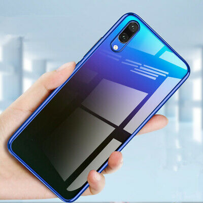 For Samsung Galaxy A50 Case A30 A10 Luxury Soft Silicone Clear Ultra Slim Cover