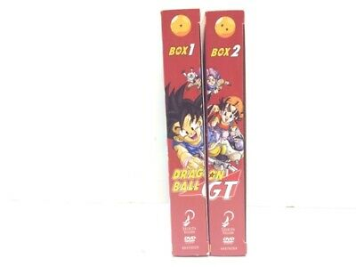 Coleccionismo Dvd Dragonball Gt Ultimate Edition Box 1 Y 2 4760159