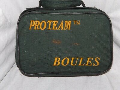 Proteam Boules Set In Carry Bag With Cochonnet (Jack)