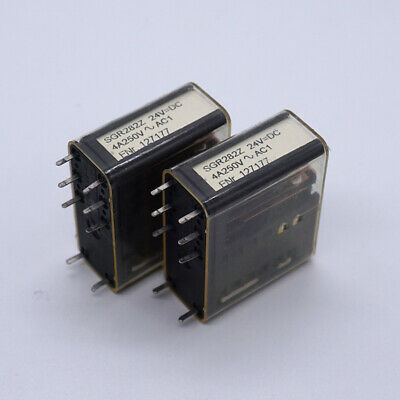 Octal-8 Pin Relay Bases 10A 380V Elesta ZKR088 OM0458 2 pieces