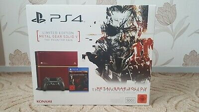 Sony Playstation 4 Konsole Metal Gear Solid V The Phantom Pain Limited Edition
