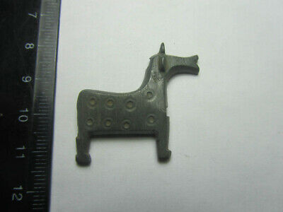 Solar horse Ancient fragment Vikings - Slavs - Medieval 100% original