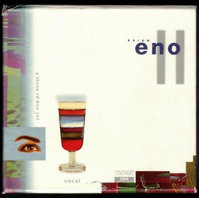 BRIAN ENO:II-Vocal Box-John Cale/David Byrne/Phil Collins/Robert Fripp/Wyatt-OOP