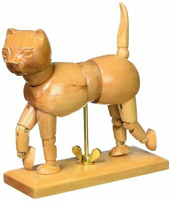Wooden Manikin,' Catikin', CAT  with moveable joints  Free Postage