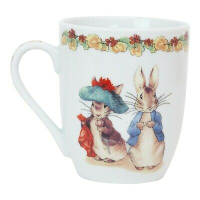Reutter Peter Rabbit Porcelain Collectable Mug Decorative