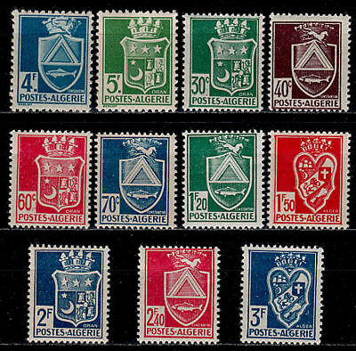 Timbre Algerie Neuf N° 259 ** Armoirie Topical Stamps
