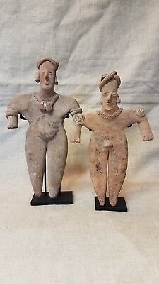 ANTIQUE SOUTH AMERICAN  Clay Fertility? Statues