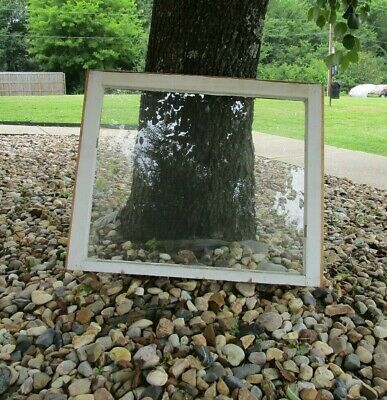 Vintage antique sash single pane 28x23 window pinterest wedding picture frame 36