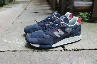 reputable site 06fef 48413 NEW BALANCE 998 for J.Crew Men's Made in USA - $180.00 ...