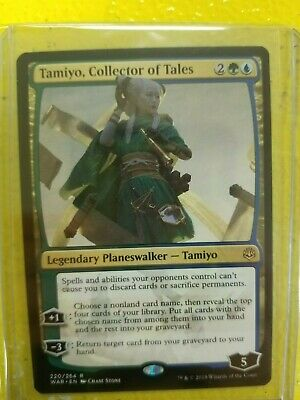 Tamiyo, Collector of Tales War of the Spark