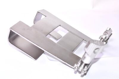 Stainless Steel, Clover Tri Clamp, H Bracket, Sanitary Fitting