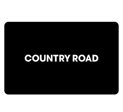 Country Road Gift Card $50 $100 & $200 - Email Delivery