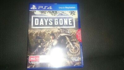 Ps4 Days Gone Brand New Sealed