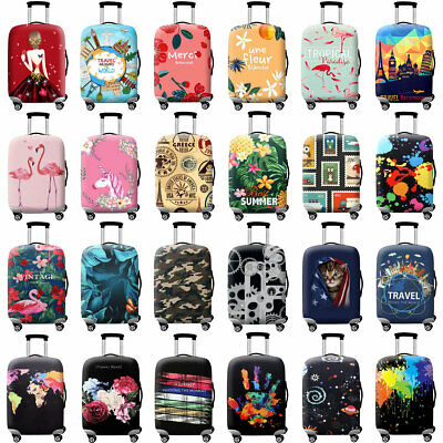 Travel Luggage Cover Case 18-32 inches Trolley Suitcase Protector Case Skin