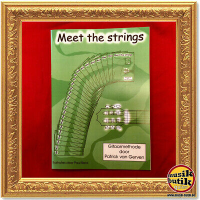 Gerven: Meet The Strings incl. CD