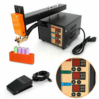 Spot Welder 3KW High Power Battery Spot Welding Machine For 18650 Battery Packs