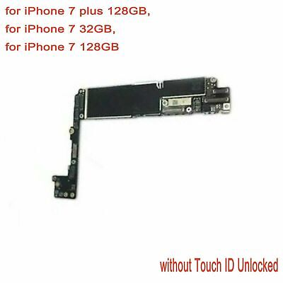 32GB/128GB SIM Unlocked Logic PCB Main Board Motherboard For iPhone 7 / 7 Plus