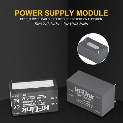 220V to 12V/5V/3.3V 3W/5W Power Supply Module Converter Smart Home AC DC Switch