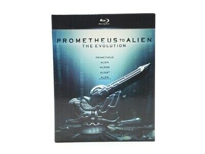 Pelicula Bluray Prometheus To Alien 4764290