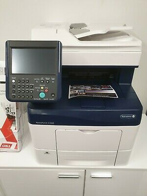Xerox ApeosPort V C3320 Colour Copy,Fax,Network Print/Scan,Mobile Print,Duplex
