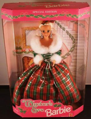 Barbie Winter's Eve Special Edition (1994) Vintage NR