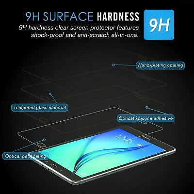 "Tempered Glass Screen Protector For Samsung Galaxy Tab A 8.0"" T387 Tab 4 3 Lite"