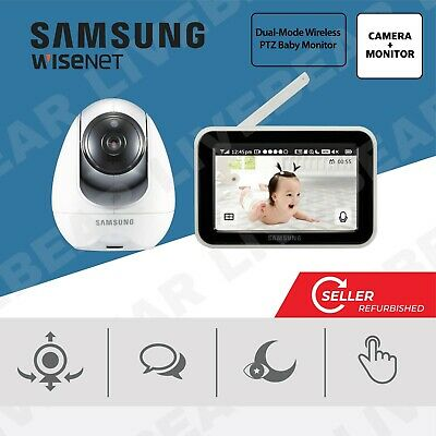 Seller Refurbished SEW-3053W - Samsung Wireless Touch Screen Baby Monitor