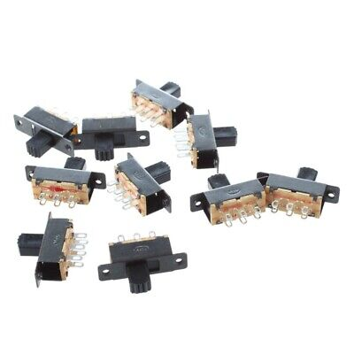 Switch 2 Dpdt 0,1A//12VDC OS202011MA0QN1 Plush Slide Switch Positions