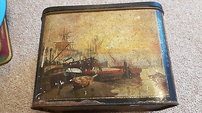Rare And Highly Collectable Vintage London Tin
