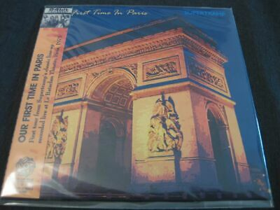 SUPERTRAMP, Our First Time in Paris, Live in France 1974, CD Mini LP, EOS-465