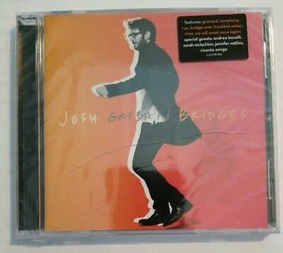 Bridges by Josh Groban (CD, 2018) SEE DESCRIPTION