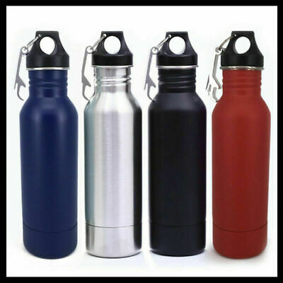 1PCS Stainless Steel Beer Water Bottle Cooler Holder Keeper Cup Insulated Mug A+