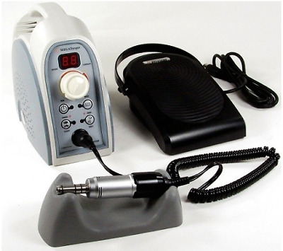 Electric Lab E-Type Handpiece Set w/Control Box+Foot Pedal+EType HandpieceVector