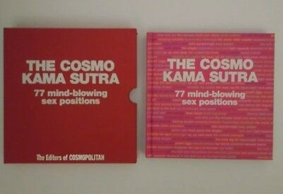 The Cosmo Kama Sutra 77 Sex Positions Cosmopolitan Mag Hardcover