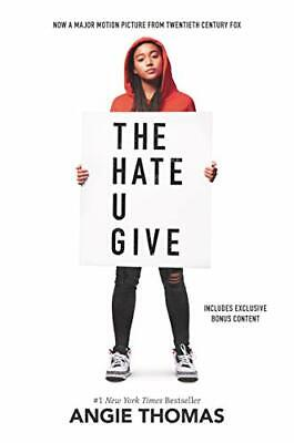 The Hate U Give by Angie Thomas (PDF)