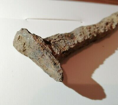 ROMAN PERIOD massive Iron Nail