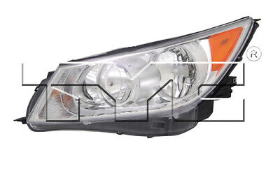 TYC Left Driver Side Halogen Headlight for Buick LaCrosse 2010-2012 Models